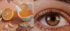 Remedio para mejorar la visión notablemente, también rejuvenecerás la piel alrededor de tus ojos haciéndote lucir más joven.