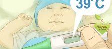 Aprende cómo bajar la fiebre de un Niño en menos de 5 minutos con estos trucos caseros!
